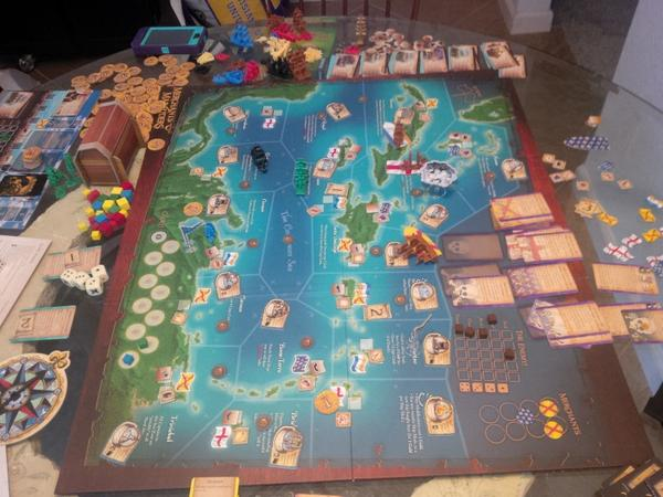 Merchants Marauders Seas of Glory Aug 1 2015 vs Tony