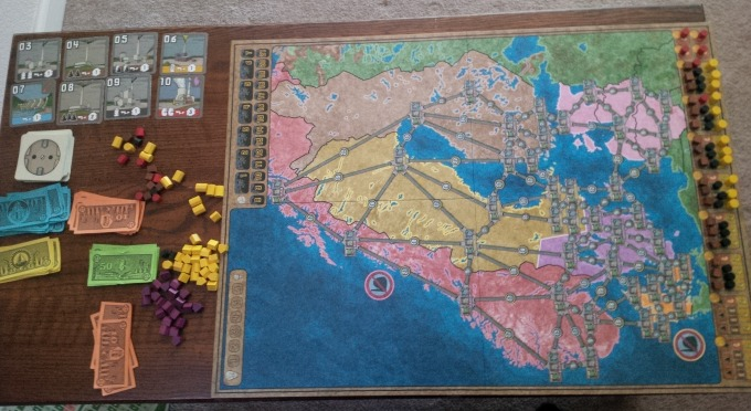 Power Grid Northern Europe