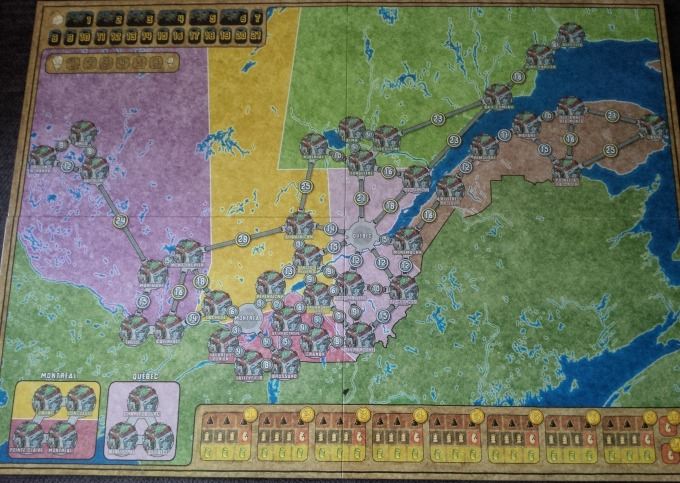 Power Grid's Quebec map.