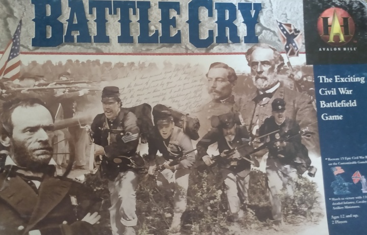 The Battle Cry box.